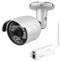 HD IP-Camera Buiten 1280x720 Aluminium