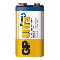 Alkaline Batterij 9 V Ultra+ 1-Blister