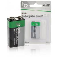 Oplaadbare NiMH Batterij E-Block 8.4 V 250 mAh 1-Blister