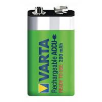 Oplaadbare NiMH Batterij E-Block 8.4 V 200 mAh 1-Blister