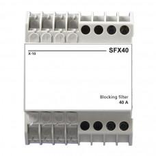 SFX40 Sperfilter DIN module