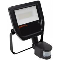 Ledvance Floodlight LED 20W 830 Black IP65 Sensor