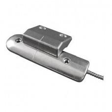 RS002 aluminium roldeur magneetcontact (50cm kabel)